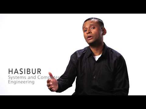 "Watch Video: Carleton Stories: Hasibur – ""I came for the programs"""