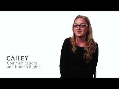 """Watch Video: Carleton Stories: Cailey – """"4 years of your life"""""""