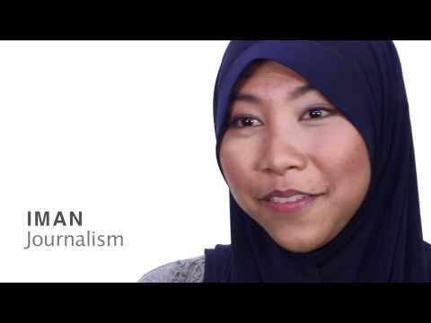 Watch Video: Carleton Stories: Iman