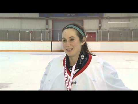 Watch Video: Former Ravens goalie wins MVP at 2013 Small Base Prairie Regional Championship