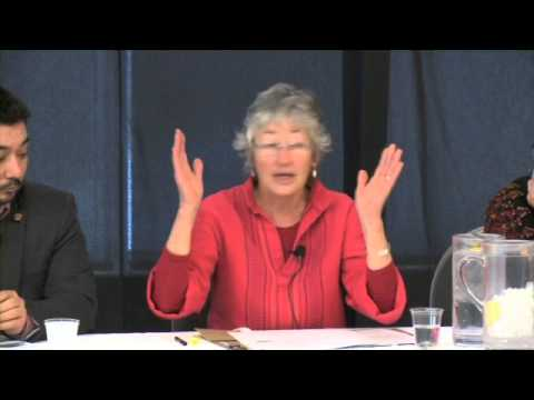 Watch Video: Cathleen Kneen (Question period at Food Secure / CFICE Panel)
