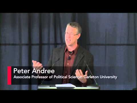 Watch Video: Peter Andrée (Lecture at Food Secure / CFICE Panel)