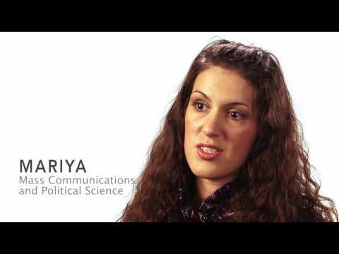 "Watch Video: Carleton Stories: Mariya – ""The life I want"""