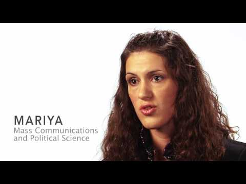 "Watch Video: Carleton Stories: Mariya – ""Amazing co-op"""