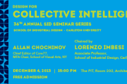 Carleton Hosts The 36th Annual SID Seminar Series: Design as Collective Intelligence