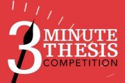 Carleton to Host Three Minute Thesis (3MT) Competition