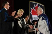 Tony Urquhart Receives Honorary Doctorate from Carleton University