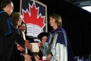 Jane Urquhart Receives Honorary Doctorate from Carleton University