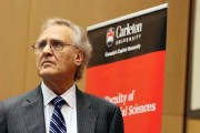 Humanitarian Stephen Lewis Talks Education and Politics in Call for Help in Educating Global Youth
