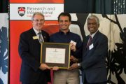 Carleton Celebrates Researchers at Awards Lunch