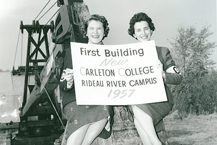 Read more about: Carleton Kicks Off 75th Anniversary Celebrations