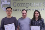 Best-Ever Finish for Carleton Computer Science Students