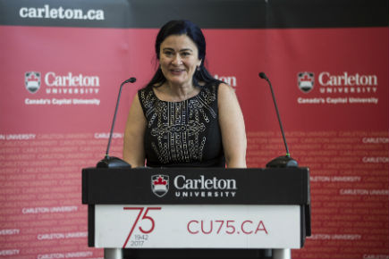 Read more about: Carleton University Launches Global Water Institute