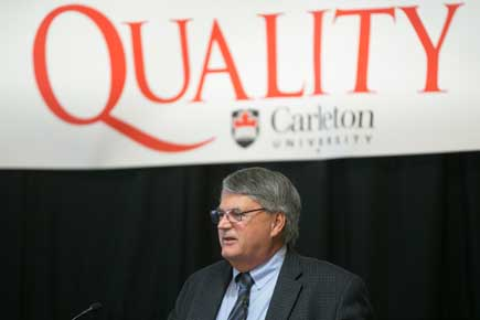Read more about: Carleton Celebrates a Decade of Pursuing Excellence