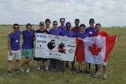 Carleton Raven Knights Awarded Second Place at 2016 CanSat Competition