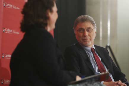 Read more about: U.S. Editor Marty Baron on Journalism's New Realities