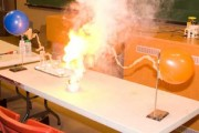 The Throwback 2014 Carleton Alumni Weekend Chemistry Magic Show: Blast from the Past!