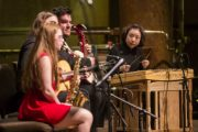 Carleton Joins Chinese Musicians at Church Performance