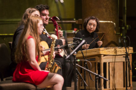Read more about: Carleton Joins Chinese Musicians at Church Performance