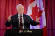 Governor General of Canada Helps Carleton Celebrate Graduate Philanthropy and Nonprofit Leadership Program