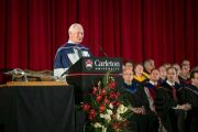 David Johnston Receives Honorary Doctorate from Carleton University
