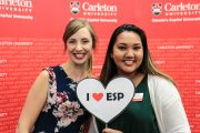 Carleton's Enriched Support Program Celebrates 20 Years of Student Success