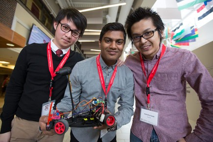 Read more about: Carleton Engineering Students Showcase Fourth-Year Projects