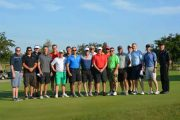 Third 100-Hole Golf Challenge Raises more than $20,000 for Ravens Football