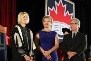 John Daniel O'Leary Receives Honorary Doctorate from Carleton University