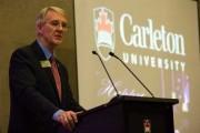 Carleton Thanks Donors at H.M. Tory Society Reception