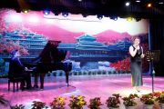 Carleton Music Students Tour China