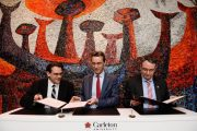 Carleton Signs Agreement with Belgian University