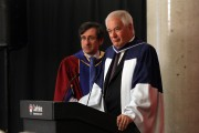 James Bartleman Receives Honorary Doctorate from Carleton University