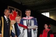 Roman Borys Receives Honorary Degree from Carleton University
