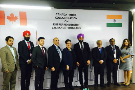 Read more about: Federal Government Highlights Carleton University-India Acceleration Program for Women Tech Entrepreneurs
