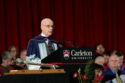 Michel Gaulin Receives Honorary Doctorate from Carleton University