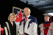 Peter Coughlin Receives Honorary Doctorate from Carleton University