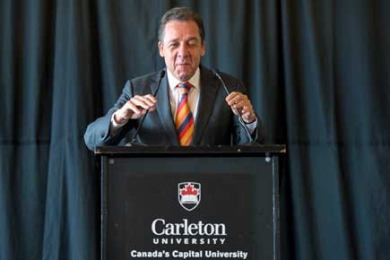 Read more about: The Director-General for Education and Culture of the European Commission Speaks about the Future of Higher Education at Carleton