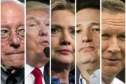 Hot Topic: U.S. Presidential Race and the New York Primary