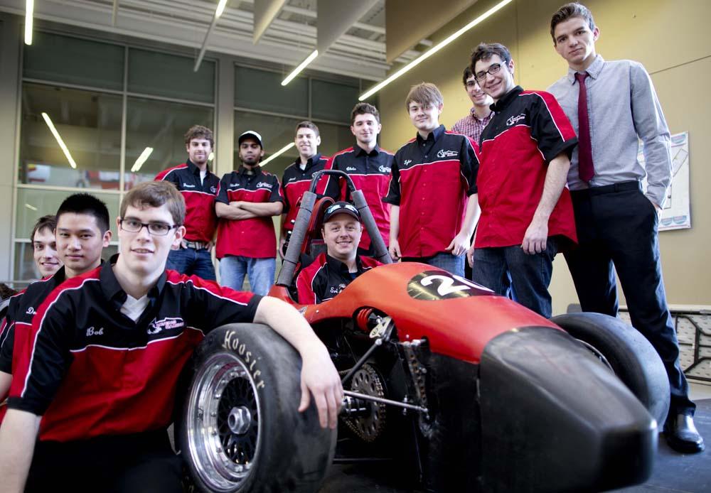 Ravens Racing Teams Unveil 2013 Car Models