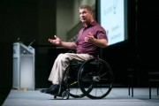 Final Day of Carleton's Successful International Accessibility Summit Featured Keynote Speaker Rick Hansen