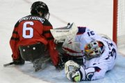 Carleton Athlete Returns with Gold Medal from Paralympic Sledge Hockey World Championship