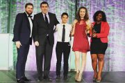 Carleton's Student Alliance for Mental Health Receives Community Inspiration Award
