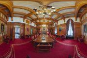 Carleton Immersive Media Studio Helps Public Access Hidden Corners of Centre Block with Expanded Senate Virtual Tour