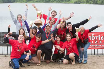 Read more about: Carleton Dragon Boat Team Achieves Best Showing Ever