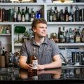 Read more about: Student entrepreneur featured in the Ottawa Business Journal for his craft distilling venture.