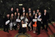 Carleton Team Ties for Best Canadian Team at 2014 Harvard National Model UN Conference