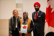 High-Profile Indo-Canadians Recognized at A-List Launch at Carleton