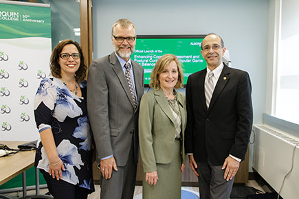 Read more about: Carleton, Algonquin and AGE-WELL Launch Dementia Study