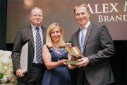 Alumnus Alex Marland Wins Donner Prize